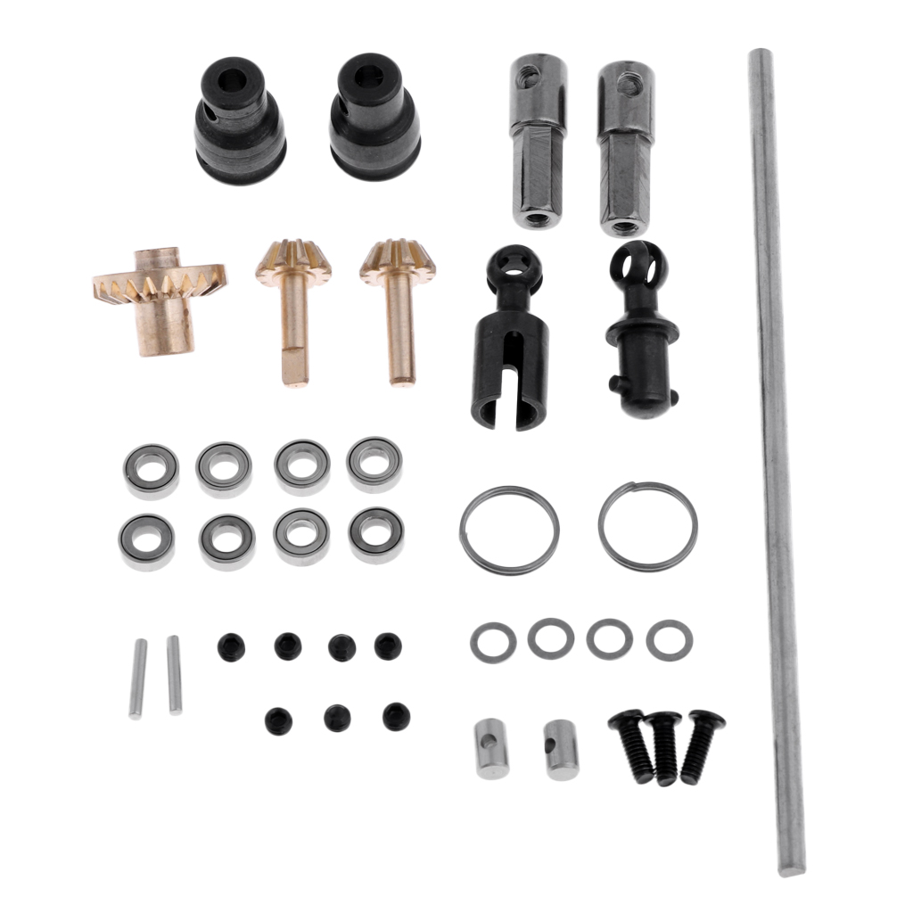 Aliexpress Buy Metal Drive Assembly Pack For Wpl 1