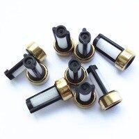 1000 штук Универсальный Топливная форсунка микро фильтр 12*6*3 мм ASNU03C GB1 109 11001 для bosch инжектор фильтр (AY F101)