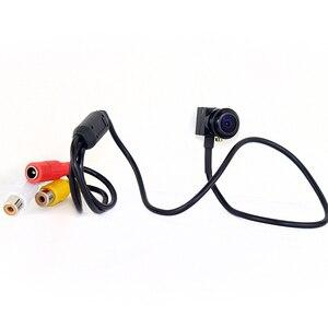 Image 3 - SMTKEY 700TVL video a colori della macchina fotografica angolo di Vista largo Piccola Mini macchina fotografica 140 gradi obiettivo di occhio dei pesci micro mini macchina fotografica di sicurezza
