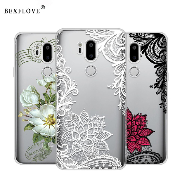 Dla Lg G6 Case Do Lg G7 Skrzynka Dla Huawei P20 Lite Y9 2018 Case Do Lg V30 Q6 K10 k4 K8 2017 Przypadki Nova 3E Pokrywa Coque Funda Etui