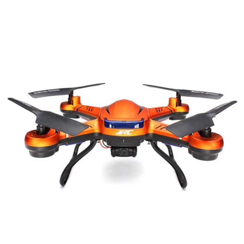JJRC H12CH Headless Mode One Key Return RC Quadcopter With 5MP Camera Z922 jjrc h8d 2 4ghz rc drone headless mode one key return 5 8g fpv rc quadcopter with 2 0mp camera real time lcd screen s15853