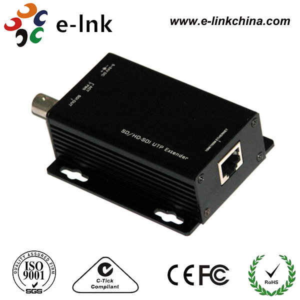 HD SDI Video Extender over CAT5/ 6 Kit up to 60mHD SDI Video Extender over CAT5/ 6 Kit up to 60m