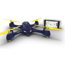 Hubsan H507A X4 Star Pro приложение приводом Drone Wi-Fi FPV 720 P HD камера GPS waypoints RC Quadcopter вертолет live видео RTF