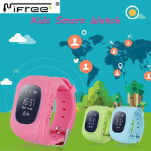 Children GSM GPRS GPS SIM iOS Android Kid smart Watch Wristwatch SOS Location Finder Tracker for Child Anti Lost Monitor Baby