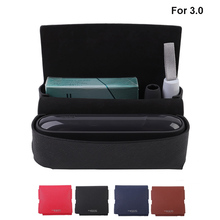 Flip Leather Case for IQOS 3.0 Wallet Pouch Bag Holder E Cigarette Box Case  for Iqos 3 Holder Case