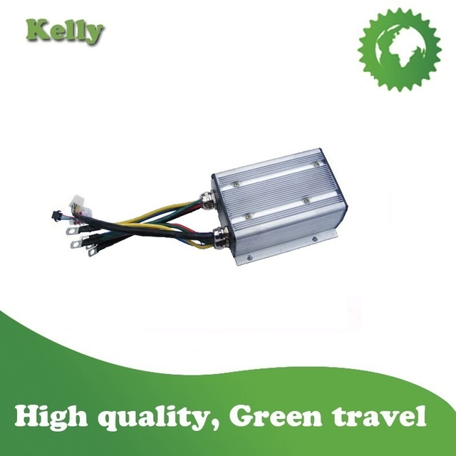 Kelly Controller KLS7230S Sinusoidal wave controller with Regenerative functions for 2000W-3000W BLDC Motor