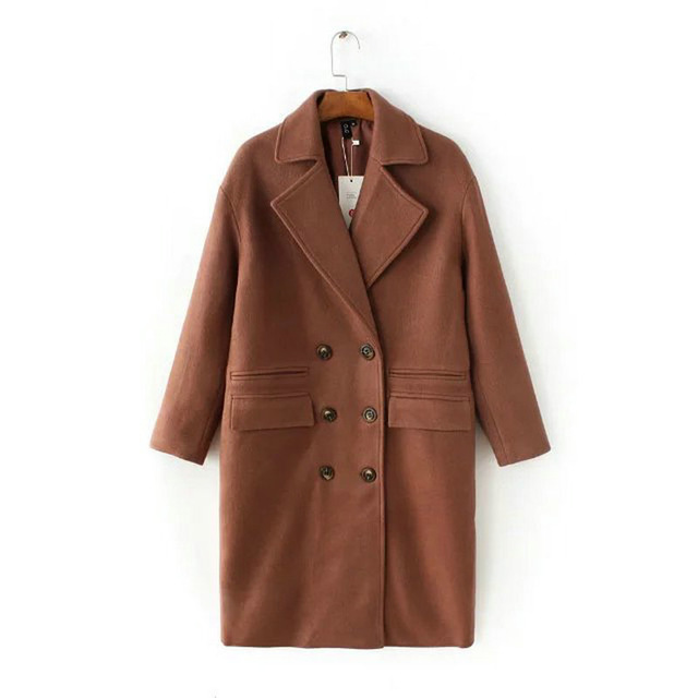 Popular Brown Womens Coats-Buy Cheap Brown Womens Coats lots from