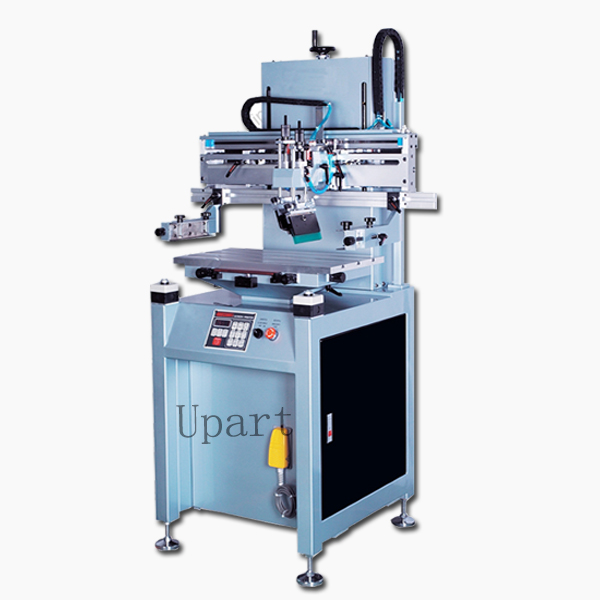 Guangdong Factory Single Color Automatic Screen Printing Machine With Vacuum