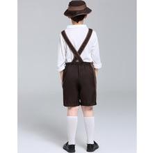Boys and Girls Oktoberfest Cosplay Costume