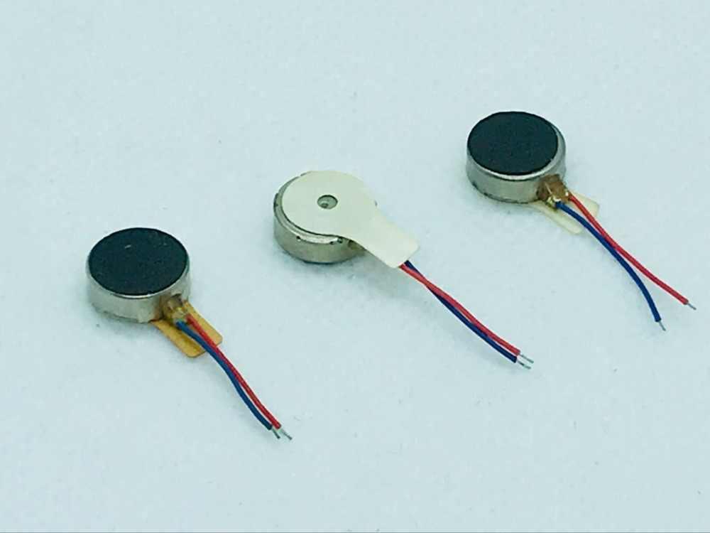 1.5 ~ 3 v DC 1027 Mini Micro Rung Động Cơ Điện Thoại Thông Minh Trò Chơi Điện Máy Massager Nút Loại Bo Mạch Chủ Bluetooth Tai Nghe