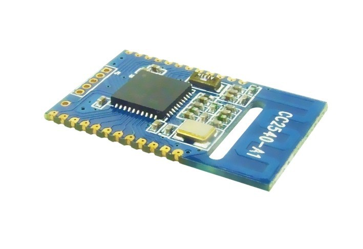 Freeshipping  Main passthrough agreement BLE CC2540 module freeshipping rs232 to zigbee wireless module 1 6km cc2530 chip