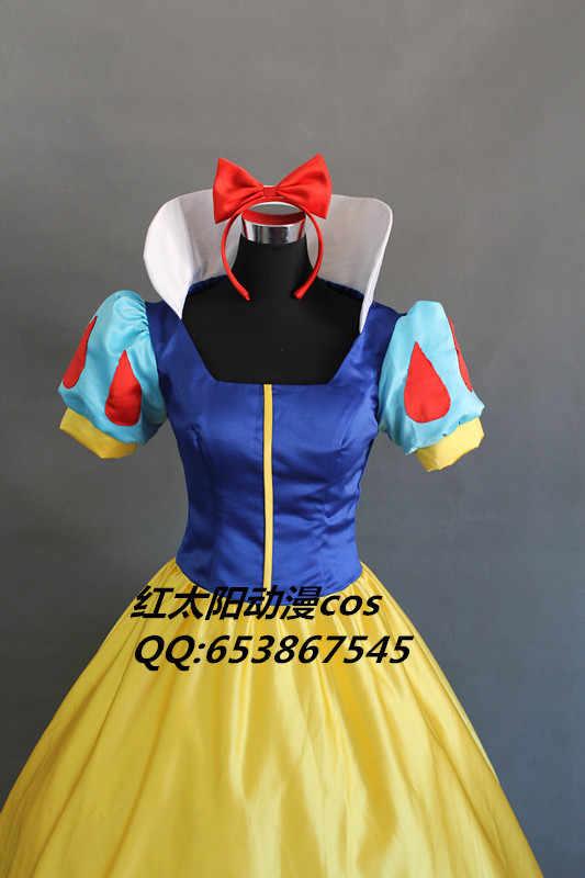 Белоснежка Schneewittchen костюм для косплея любого размера