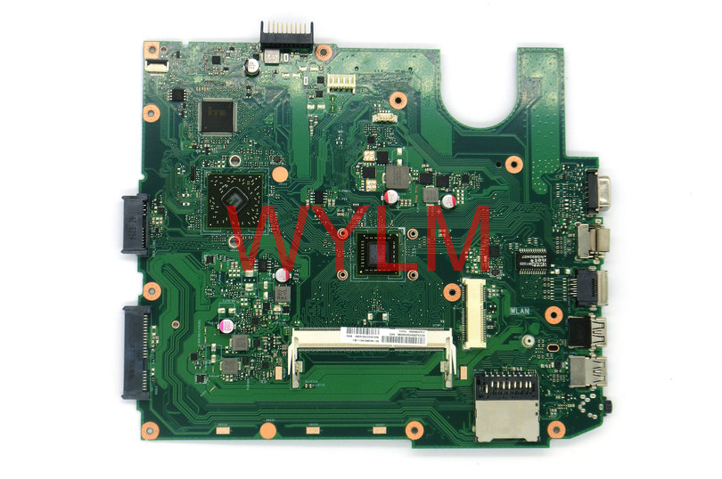 все цены на  free shipping NEW original A45U K45U X45U motherboard mainboard REV 2.2 60-NAOMB1401-D01 100% Tested Working  онлайн