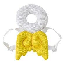 ARLONEET цвет желтый Младенческая стереотип Подушка Новорожденный анти-опрокидывающийся матрас позиционирование сна подушка безопасности Подушка W0513
