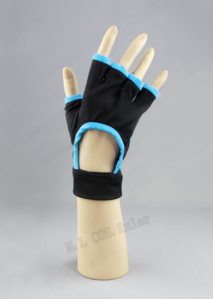 High-quality Dramatical Murder DMMD Seragaki Aoba Cosplay Glove