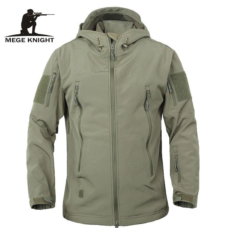 Army Camouflage Coat Military Jacket Waterproof Windbreaker Raincoat Clothes Army Jacket Men Jackets And Coats