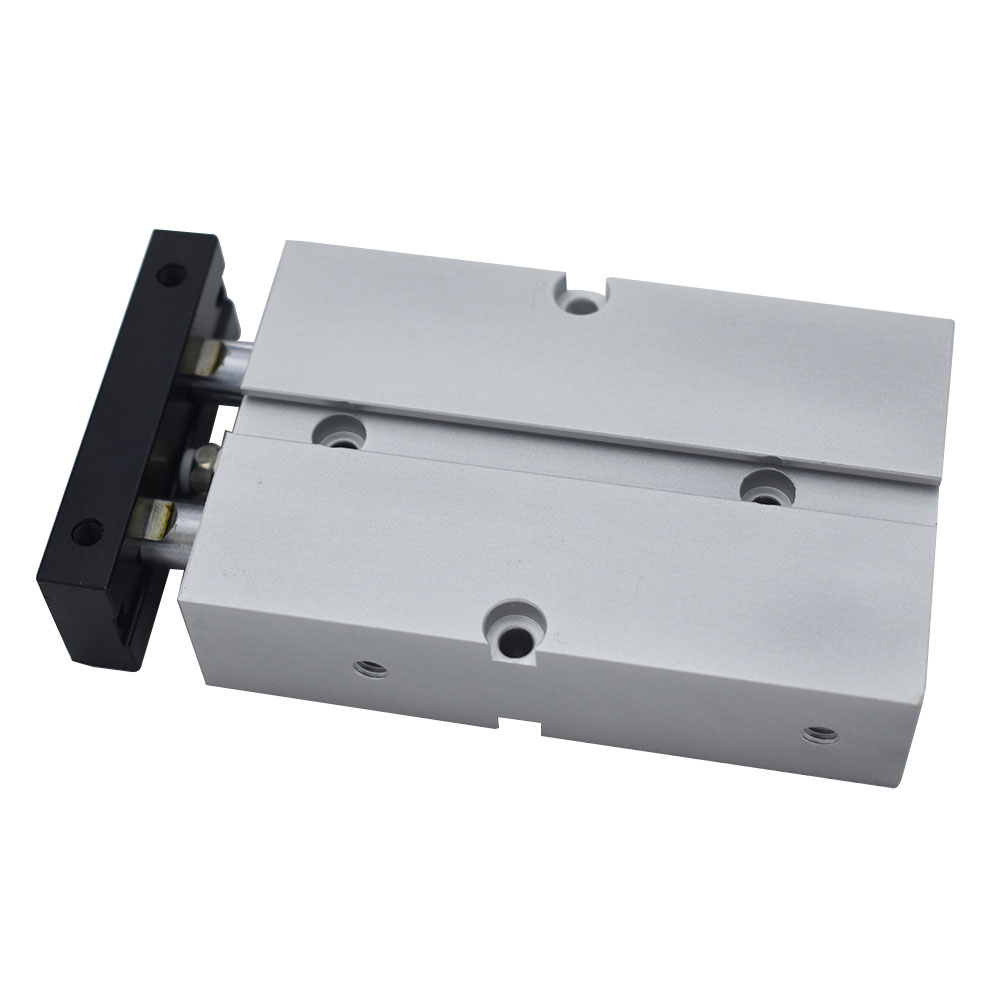 Aluminum Alloy TN Type Pneumatic Cylinder 10mm Bore 10/15/20/25/30/35/40/45/50/60/70/75/80/90/100/125/150mm Stroke Air Cylinder 1pc cxsm series stroke dual rod cylinder double action twin rod air cylinder cxsm15 10 15 20 15 30 15 40 15 50 15 60 15 70 15 75