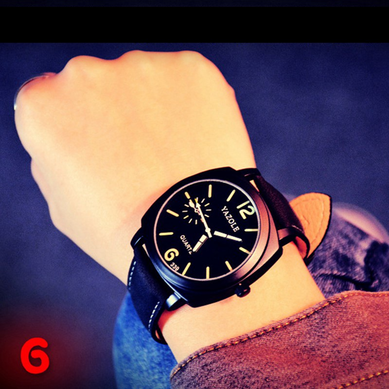 YAZOLE Fashion Sport Quartz Watch Women Watches Ladies 2017 Female Clock Wrist Watch Famous Brand Montre Femme Relogio Feminino mjartoria ladies watches clock women quartz watch simple sport bracelet watch student girl female hand wrist watches for women