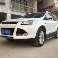Maremlyn Auto Styling Aluminium Voet Boord Kant Stap Treeplank Voor Escape/kuga 2012 2013 2014 2015 Laterale pedaal