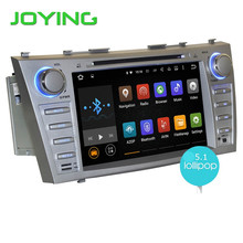 Joying Double 2 Din 8″ Quad Core 1024*600 Car Head Unit For Toyota Camry Android 5.1.1 Car DVD Player Stereo GPS Navigation