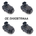 4PCS Front PDC Ultrasonic Parking Sensor For Jeep Grand Cherokee 5HX08TRMAA 3 Pins 0263003584,0 263 003 584