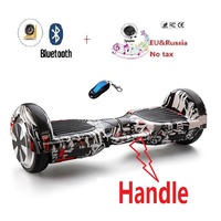 Smart Balance Two Wheel Self Balancing Scooters Hoverboard Bluetooth Hover Boards Electric Skateboard Hover Board Skateboard