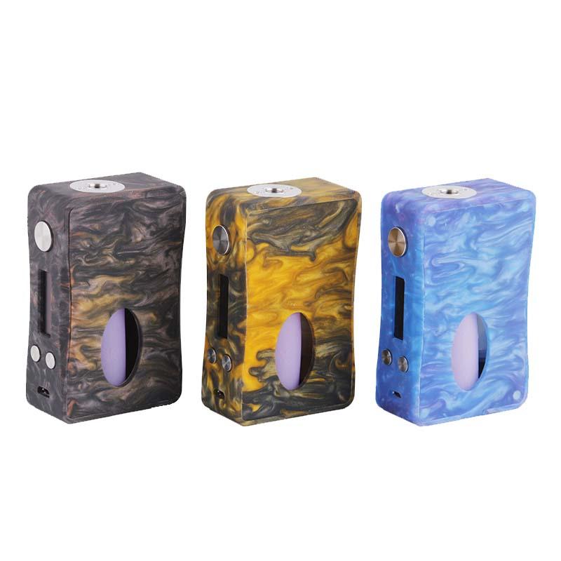 Original Aleader Killer 80 W 7 ml BF Squonk boîte Mod cigarette électronique TC mod adapté pour geekvape sirène v2 ammit double pk athena mod