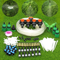 MUCIAKIE от 40 м до 10 м Новая система орошения растений для сада и орошения плантатор комплект для капельницы набор с 1/4