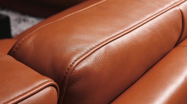 2015 high quality leather sofa/living room sofa furniture/sofa set U shape big home used genuine leather sofa