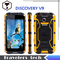 2015Original Discovery V9 IP68 WaterProof Shockproof Rugged phone MSM8212 quad Core 5.5''IPS screen 3000mAh V8 Smartphone