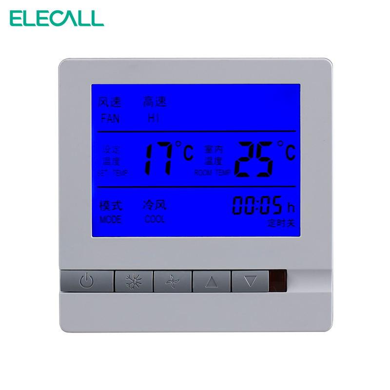 все цены на ELECALL Thermostat temperature controller Programmable air Thermostat room Warm heating thermosta temperature controller онлайн