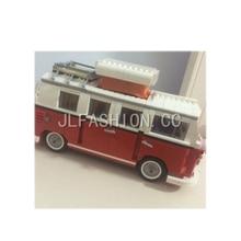 21001 1354 шт. создатель volkswagen t1 camper van модель строительство комплекты мини кирпичи игрушки совместимость 10220