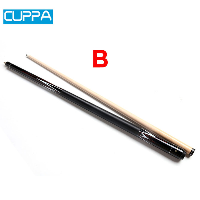 Cuppa HS Pool Cue Stick 13mm/11.5mm/10.5mm/ 6