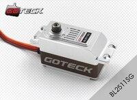 Goteck 12kg cm High Torque 6V Voltage brushless servo motor BL2511S for RC Car model/ airplane/Helicopter