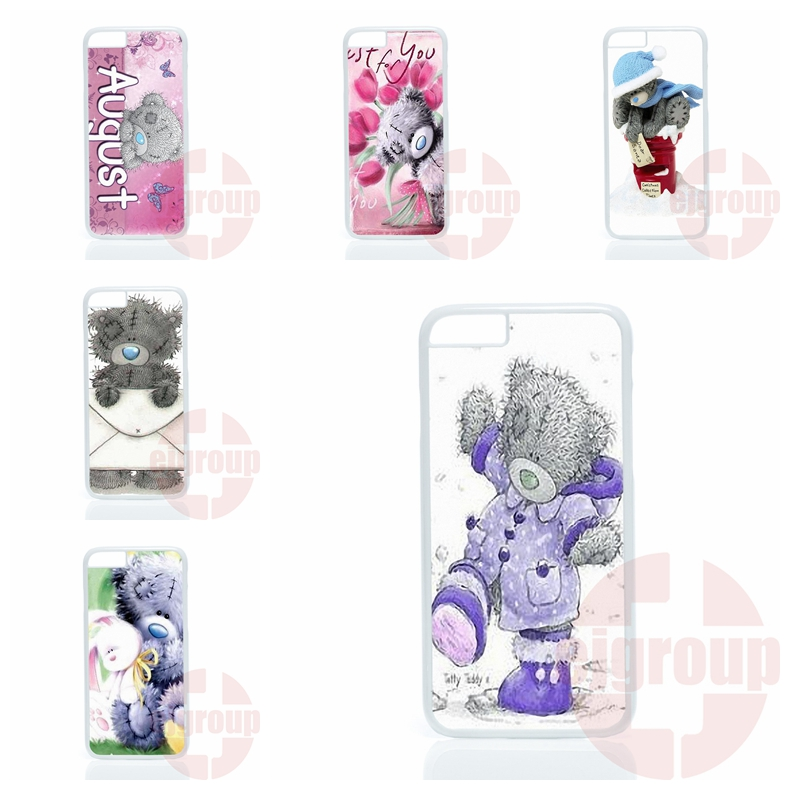 Tatty Teddy Me To You Bear For Samsung Galaxy S2 S3 S4 S5 S6 S7 edge Plus mini Active Ace Ace2 Ace3 Ace4 Nxt Plus Phone Cover