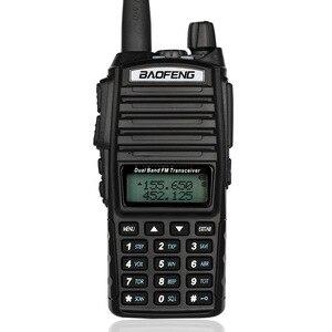 Walkie Talkie BaoFeng UV-82 Dual-Band 136-174/400-520 MHz FM Ham Two Way Radio, Transceiver, Walkie Talkie in spain Germany