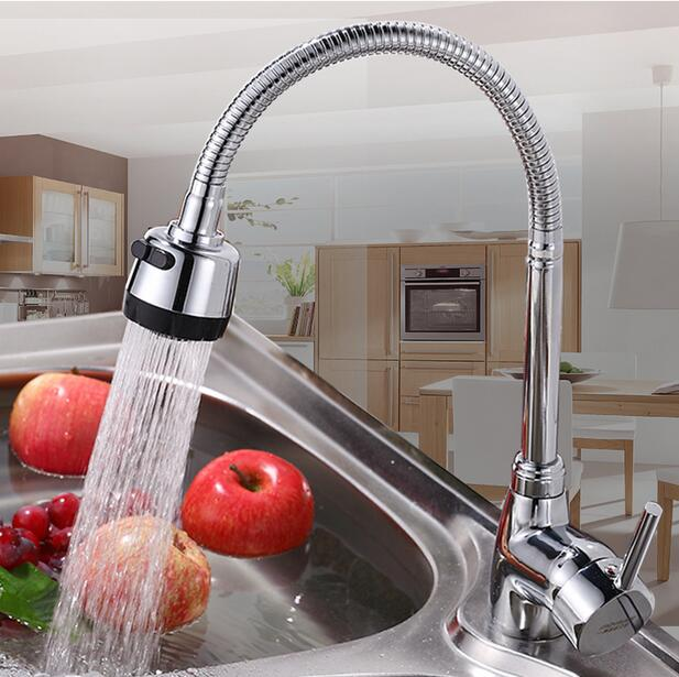 Charmant High Quality Kitchen Faucet Vegetable Wash Basin Mixer Universal Tube Tap  360 Degree Rotation Hot And Cold Sink Faucet Torneira In Kitchen Faucets  From Home ...