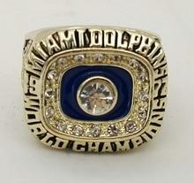 Venta directa de fábrica 1972 NFL Miami Dolphins de fútbol Super Bowl campeonato del mundo anillo ' Csonka ventiladores Solid volver colección de regalos