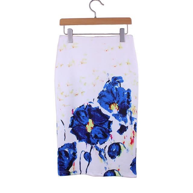 Fashion Printed Skirts