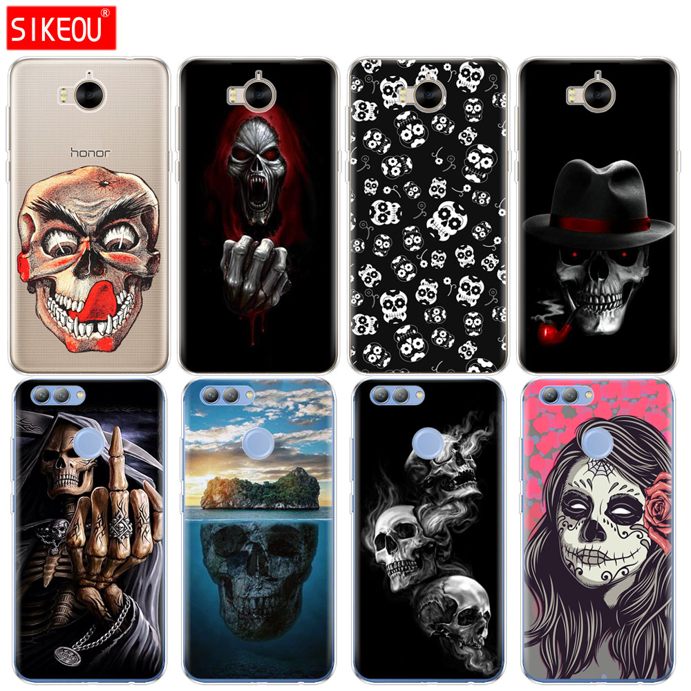 Cellphones & Telecommunications Fitted Cases Silicone Phone Cover Case For Huawei Y3 Y6 Y5 2 Ii 2017 Nova 2s 2 Lite Plus The Clown Horror It At Any Cost