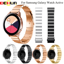 Stainless Steel Watch band Replacement Strap For Galaxy Watch 42mm Gear S2 smart watch For Samsung Galaxy Watch Active bracelet hot hothot watch strap stainless steel watch band connector for samsung galaxy gear s2 rm 720 replacement watch band ot20