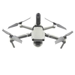 Image 2 - עבור gopro & אוסמו פעולה & פנורמי מצלמה מחזיק mounts בסיס עם הלם בולם gimbal לdji mavic 2 פרו & זום drone