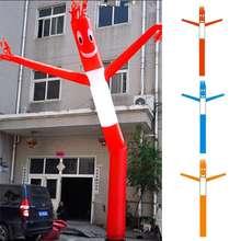 3 м/6 м надувная реклама воздушная звездного неба человека танцоров трубки кукольный флаг волнистый человек ветер танцоров коробки Advertsing танцевальная модель игрушка