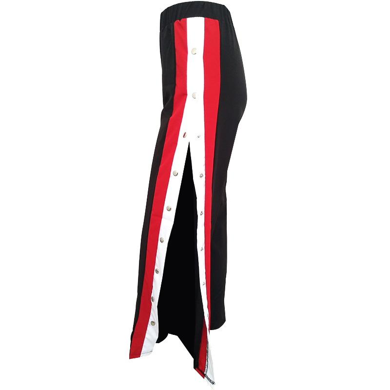 HTB1RlttSVXXXXcGXFXXq6xXFXXXU - Wide Leg Pants Side Split Women Pants High PTC 153