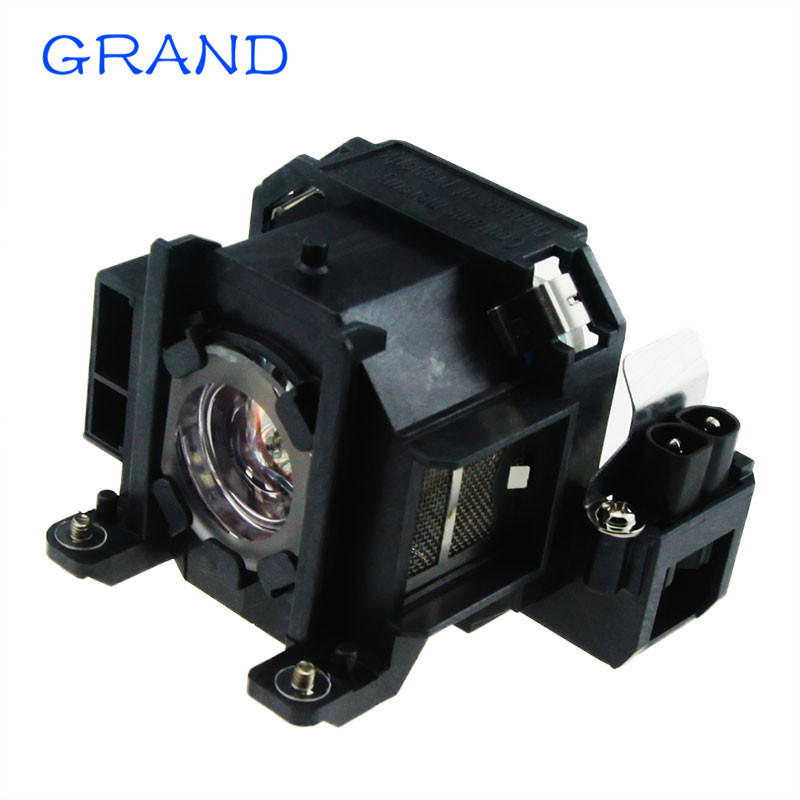 ELPLP38 Replacement Projector Lamp With Housing For PowerLite 1700c / PowerLite 1705c / 1710c GRAND