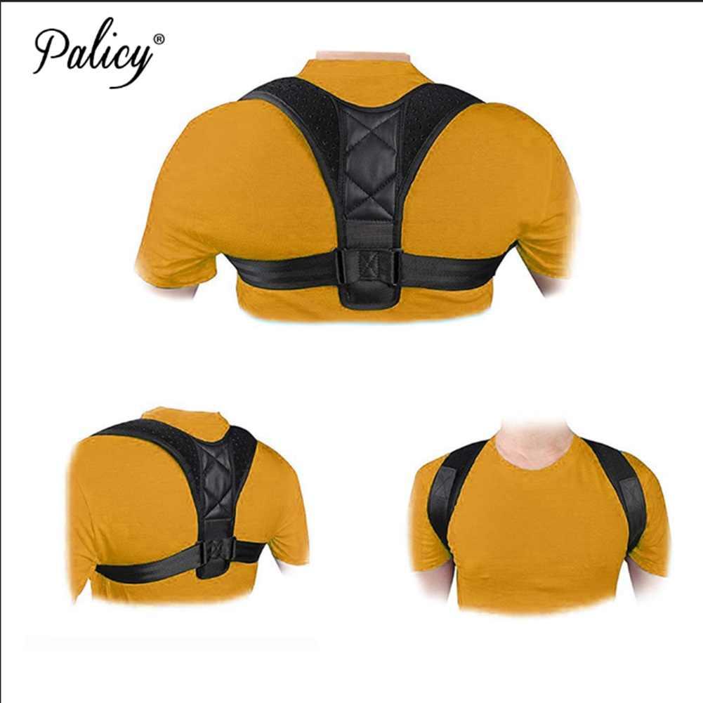 Верхний Пояс на спине корректирующий мужской корсет на спине плечевой корсет Опора коррекция осанки Корректор тела