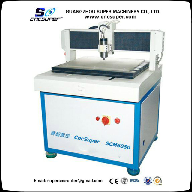 Best Selling Mini Cnc Router Name Plate Engraving Machine Scm6050