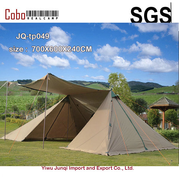 10 Person Hammock Rain Fly Tent Outdoor Tent Cover Canopy Sunshade Roof Top Tarp Awning Travel