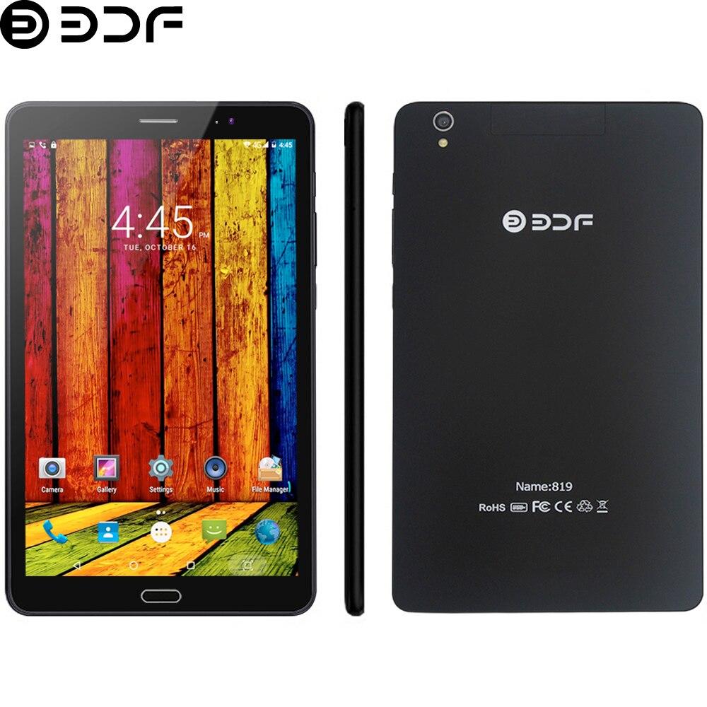 8 pouces Android 6.0 tablette Pc 3G/4G LTE carte SIM appel téléphonique IPS 2.5D écran tablettes 4 GB/32 GB Ultra HD caméra - 4