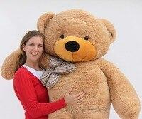Joyfay Giant 2m Teddy Bear 2m 78'' Life Size Soft Stuffed Animals Plush Toy Birthday Valentine Christmas Anniversay Gift